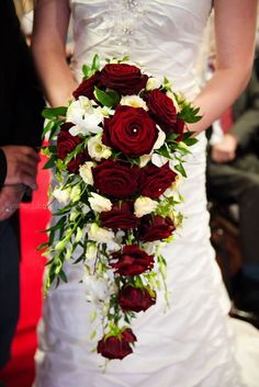 15 beautiful Fall Wedding Bouquets - Mon Cheri Bridals