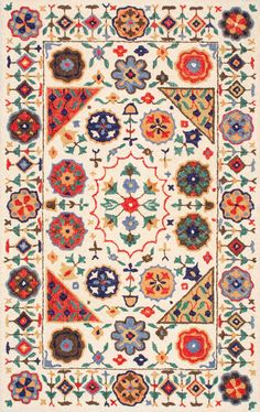 Rugs USA - Area Rugs in many styles including Contemporary, Braided, Outdoor and Flokati Shag rugs.Buy Rugs At America's Home Decorating SuperstoreArea Rugs Living Room Carpet, Rugs In Living Room, Carpet Runner, Rug Runner, Tikal, Floral Area Rugs, Floral Rug, Textiles, Hand Tufted Rugs