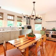 Open Kitchen - traditional - Kitchen - New York - Lasley Brahaney Architecture + Construction
