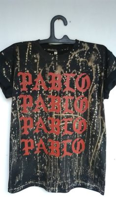 PABLO T shirt unisex adult shirt banned art by DesignerPride