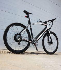 Leichtestes S Pedelec: E Bike Au2Bahn Carbon wiegt 14,5 Kg