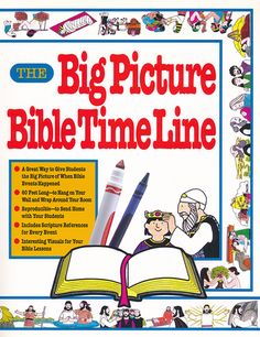 The Big Picture Bible Time Line More Information Coloring Pages Printable Stories