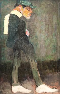 The Guy , the Confidant - Frantisek Kupka , Czech, Oil on canvas, 104 x 68 cm Abstract Words, Abstract Painters, Abstract Art, Renoir, Grand Palais Paris, Frantisek Kupka, Centre Pompidou Paris, Georges Pompidou, Paris Images