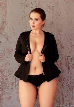 Svetlana Kashirova - plus size curvy model