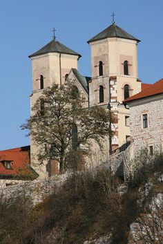 Tyniec Poland (klasztor)