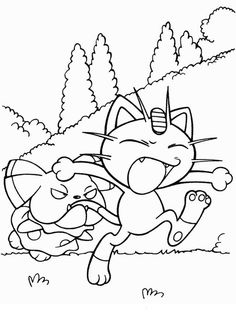 Pokemon Coloring Pages 26