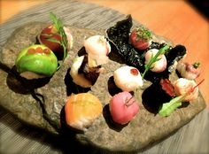 Japanese gastronomy -Temarizushi- www.iloli-restaurant.com
