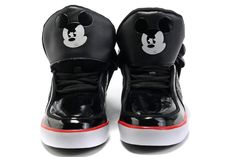 Addidas Retro Mickey Mouse High-tops