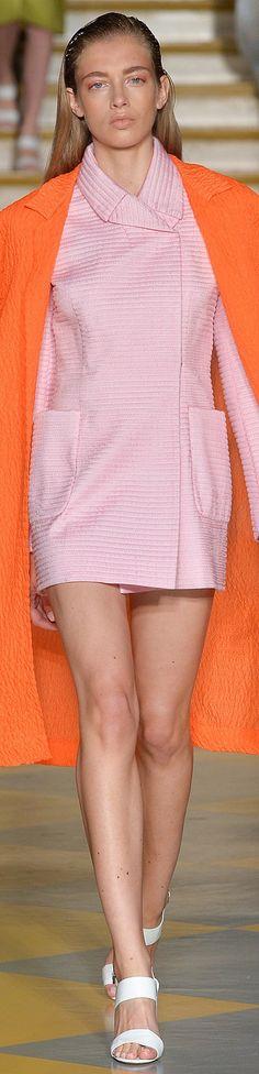 Emilia Wickstead Spring 2015 Ready-to-Wear Runway Fashion, Fashion Models, Fashion Show, Fashion Outfits, Fashion Design, London Fashion, Women's Fashion, Trend Council, Ladylike Style