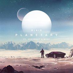 Planetary - Song of the Day  Blairs Planetary, feat. argonaut&wasp  hat so einen schönen 80er Vibe, den Song muss man einfach an so ein...