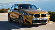 BMW Details New X2 SUV In 137 Images #news #BMW