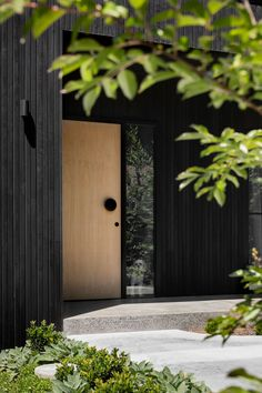 Urban Barn by Heartly & Project Feature & The Local Project Contemporary Architecture, Architecture Design, Urban Barn, Entrance Design, Australian Homes, Staircase Design, Beautiful Space, Building Design, The Locals