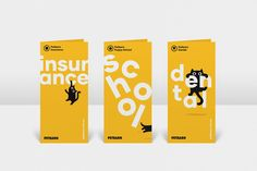 adorable identity for pet brand. friendly yellow with pops of black and white make a consistent recognisable brand. illustrative style gives great personality to the brand and a touch of quirk. seems very accessible and approachable. ------ Petbarn identity Are you looking for effective Promotion Flyers or Poster Design for your business? WELCOME! We are an experienced team of digital marketers on Fiverr who