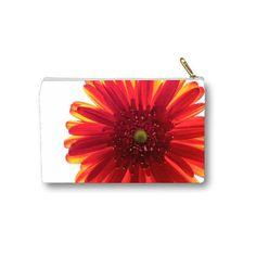 Photo Clutch Red Daisy Flower Macro by HeartlandPhotoBySJW on Etsy  -- Join DigiColorCreations.com