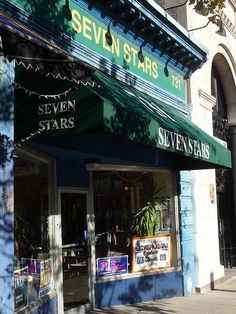 Seven Stars Bookstore in Central Square
