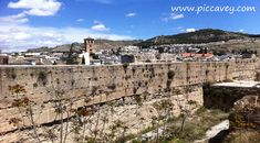 The 11th Ziri Wall in Granad Spain  http://www.piccavey.com/history-of-granada-city-wall/