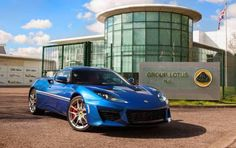 Lotus is preparing to celebrate its anniversary and ready to release several special series of sports cars.One of them is Lotus Evora 400 Hethel Edition.Lotus is planning to produce the cars i Lotus Auto, Lotus Car, Lamborghini, Ferrari, Fast Sports Cars, Sport Cars, Rolls Royce, Subaru, Lotus Evora