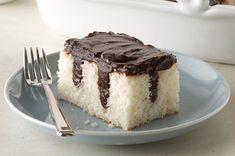 Chocolate Pudding Poke Cake recipe