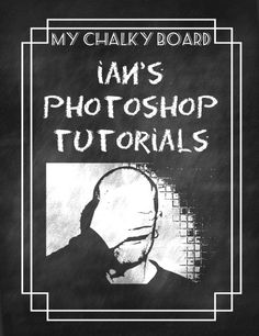 How to Make Chalkboard Graphic Effects in Photoshop: How to Create a Chalkboard Effect in Photoshop