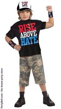 WWE John Cena Muscle Chest Child Costume. $27.97!
