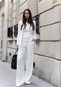 Pants: By Malina,  Jacket: Rebecca Minkoff,  Bag: Nina Ricci,  Sweater: Soft Goat