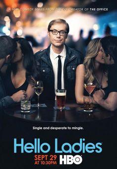 Hello Ladies 2013 9 out of 10 (TV Show Review) Steven Merchant