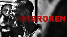 Unbroken - Motivational Video There are a lot of things in life that will drag you down and make it almost impossible to get back up again, but you have to find the courage within yourself to pick up the pieces and carry on. It doesn't matter what happened yesterday, only today and tomorrow matter. Achieve greatness, and learn from perceived failures. You've got this.