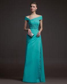 Evening Dress by AIRE BARCELONA. More photos at: http://www.efr7.com/shop/evening-dresses/252/