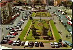 Taksim Square Istanbul - 1968 - Architecture and Urban Living - Modern and Historical Buildings - City Planning - Travel Photography Destinations - Amazing Beautiful Places Most Beautiful Cities, Istanbul Turkey, Abandoned Buildings, Clash Of Clans, Antalya, Old Photos, Travel Photography, Skyline, Europe