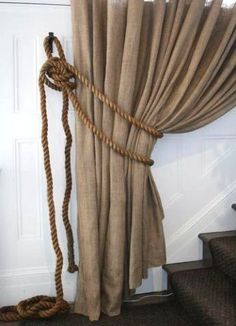 Rope it…
