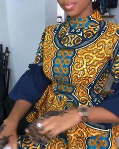 African Fashion Ankara, Latest African Fashion Dresses, African Attire, African Wear, African Lace Dresses, African Design, Ankara Styles, Classy Dress, Aso Ebi