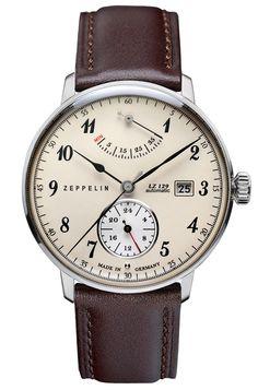 Zeppelin 7060-4 Hindenburg Automatik Herrenuhr günstig im uhrcenter Uhren Shop online bestellen. ✓Geprüfter Online-Shop ✓Versandkostenfrei.