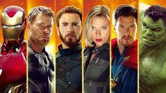Ennyit szerepeltek a vásznon a 'Bosszúállók: Végtelen háború' karakterei - Marvel Magyarország