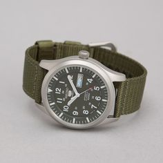 Seiko Made In Japan Military Watch $280