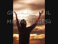 Grida forte il mio nome Gesù di Francesco Buttazzo