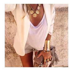 #loveit #likeit #white #casual #coffeetime #fashionista #fashion #look #inspration #hair #hairstyle #hairstylist #tattoo #today #photo #womanstyle #makeup #girl #lookoftheday #lookinsweet #sun #summer #shinnyhairallday #shinny #street #streetstyle #girl #instadaily #instagood