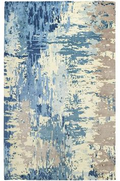 Canvas Area Rug from Home  Decorators