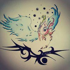 #fenice #tattoo