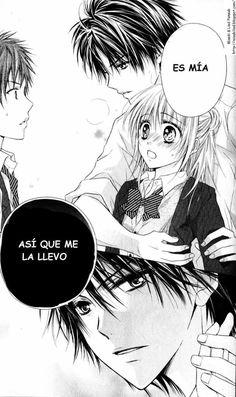 Zutto Suki Datta Kuse ni 2 página 19 - Leer Manga en Español gratis en NineManga.com