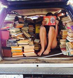 If I have to live in my car, this is what I would bring with me.