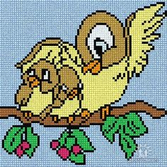 "Am cautat pe net si am ""adunat"" cateva diagrame din care ne putem inspira atunci Cat Cross Stitches, Cross Stitch Bookmarks, Cross Stitch Baby, Cross Stitch Animals, Cross Stitching, Cross Stitch Embroidery, Plastic Canvas Crafts, Plastic Canvas Patterns, Cross Stitch Designs"