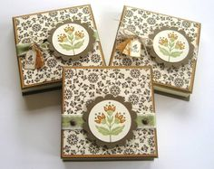 Post It Holders by dpetersen - Cards and Paper Crafts at Splitcoaststampers
