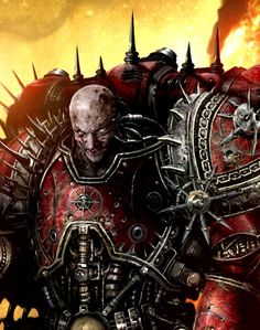 Argal Tal, Word Bearer.  While the vast majority of Chaos Space Marines are known for their unyielding bitterness towards the Imperium of Man, there are few who could match the depths of hatred of the Word Bearers. Armed with zealous faith in Chaos in all its myriad forms, the Word Bearers waged an unholy war against Man even before the Horus Heresy erupted.