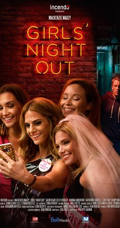 Girls' Night Out (2017)  TV Movie 22 January 2017