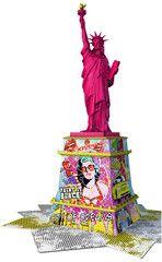 Pop Art Edition - Freiheitsstatue   3D Puzzles