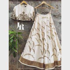 Buy Off White Color Sequins Work Raw Silk Lehenga Choli Online Indian Dress Up, Indian Gowns Dresses, Girls Dresses, Raw Silk Lehenga, Red Lehenga, Anarkali, Half Saree Designs, Lehenga Designs, Dress Designs
