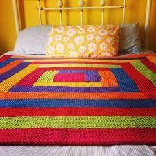 Resultado de imagen para log cabin knit