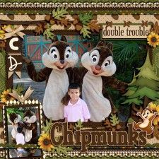 Mousescrappers - Chip and Dale