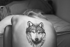 Fantastic Wolf Tattoos! We couldn't believe number 9... | INKEDD