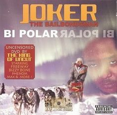 Joker The Bailbondsman - Bi Polar Bizzy Bone, Bi Polar, Amazon Associates, Parental Advisory, Read More, Joker, Music, Number, Album